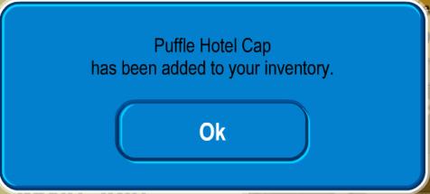 PuffleHotelCap