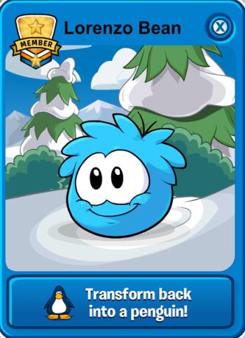 PufflePlayercard