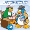 Club Penguin O Super-Repórter Book Codes