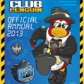 Club Penguin Official Annual 2013 Book Codes