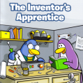 Club Penguin Inventor's Apprentice Book Codes
