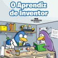 Club Penguin O Aprendiz de Inventor Book Codes